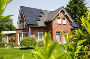 Unabhängigkeit mit Solarstrom