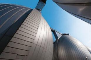 Städtisches Biogas