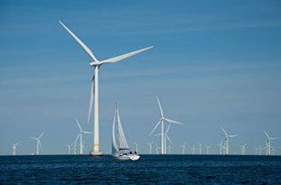 Investitionen in Windparks